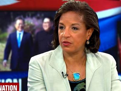 Former Obama NatSec Adviser Susan Rice Blasts Trump Aide: He Wants to Start a War With Canada?
