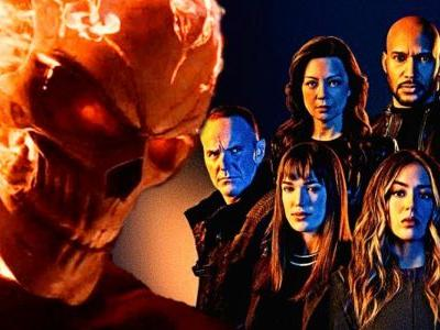 Agents Of SHIELD Begins Setting Up Ghost Rider's Return