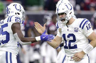 Colts put an end to Texans' nine-game win streak with 24-21 road win