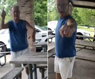 Man faces hate crime charges over racist Puerto Rico shirt rant