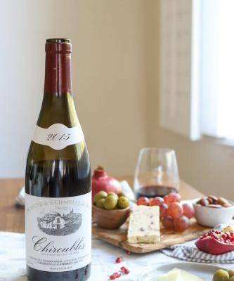 Celebrate the Holidays with Beaujolais Wine