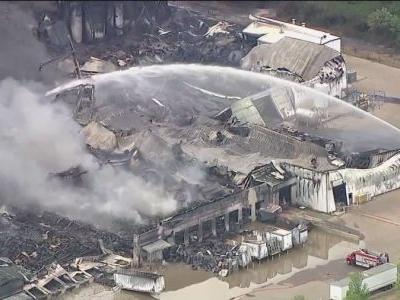 Evacuation order still in effect Wednesday for Rockton residents impacted by Chemtool fire