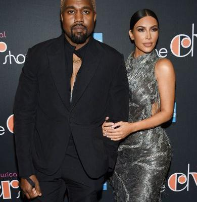 Kim Kardashian and Kanye West Looked 'Really in Love' While Out With Their Kids