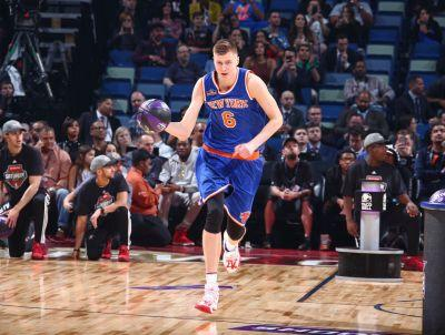 All-Star Saturday: Robinson, Gordon, Porzingis steal the show