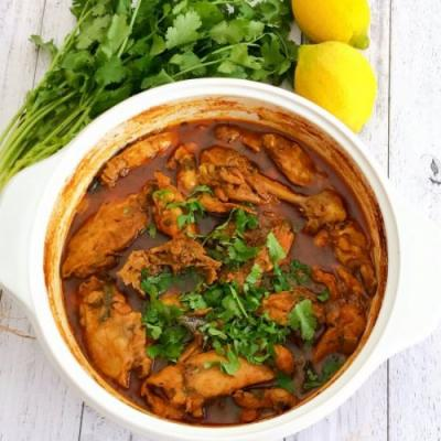 Village Style Chicken Curry Recipe