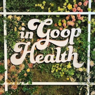 "Goop reported for ""potentially dangerous"" health advice"