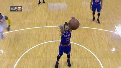 Joakim Noah shot one of the worst free throws you will ever see