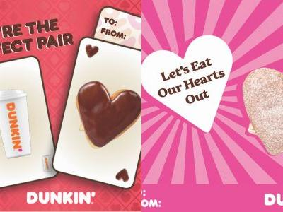 Here's How To Get Dunkin's Dunkintines To Make Valentine's Day 2019 Totally Sweet