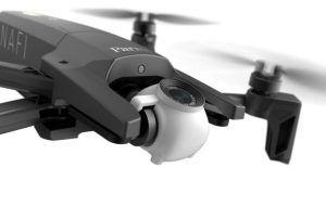 Parrot Anafi folding 4K drone challenges Mavic