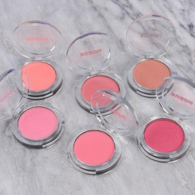 BUXOM Wanderlust Primer-Infused Blushes Swatches