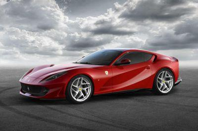 Here Is The F12 Replacement - The 789HP Ferrari 812 Superfast