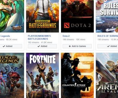 Facebook's new game streaming exclusive is a direct challenge to Twitch and YouTube