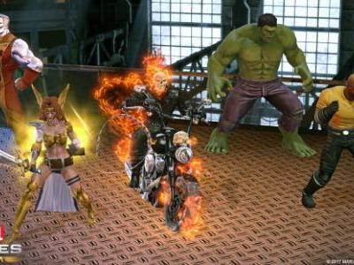 Gazillion Has Terminated its Staff and Shutting Down Marvel Heroes on Friday