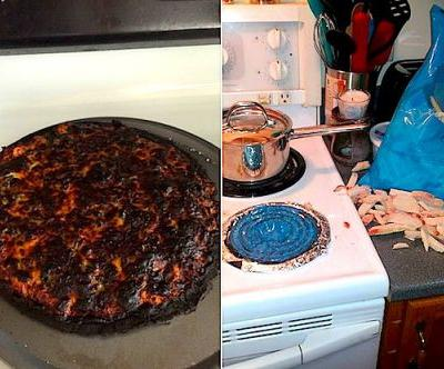"15 Kitchen Disasters That Will Make You Say ""Damn, Son"""