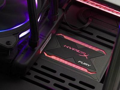 HyperX Adds Two Colorful, Potent SSDs To Its Lineup