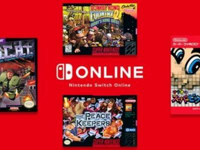 Donkey Kong Country 2 Headlines The Next Batch Of Nintendo Switch Online Games