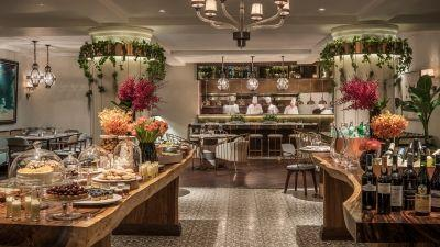 A Botanical Easter Sunday Brunch For The Family At Four Seasons Hotel Singapore
