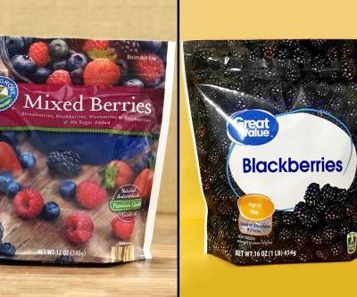 Norovirus Fears Stir Recall of Frozen Blackberries