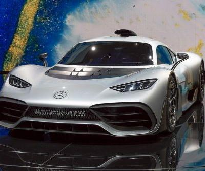 Mercedes-AMG One Build Slot Will Set You Back R60 Million