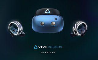 HTC teases standalone Vive Cosmos, Vive Pro Eye VR headsets
