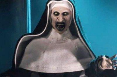 The Conjuring Universe Toys Are Coming & James Wan Loves