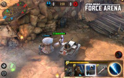 Star Wars: Force Arena gets first big update as Netmarble adds new units, improves rewards