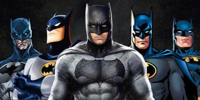 Every Batman Voice, Ranked Worst To Best