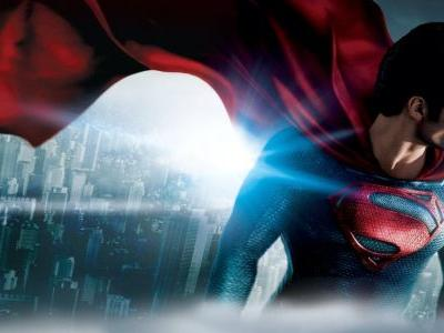Man of Steel Was Born from Writer's Block on The Dark Knight Rises Set