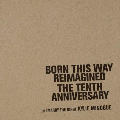 """Kylie Minogue - """"Marry The Night"""""""