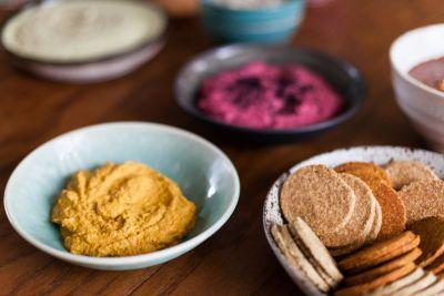 How to turn your leftovers into delicious hummus