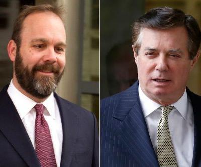 Gates testifies he and Manafort committed crimes