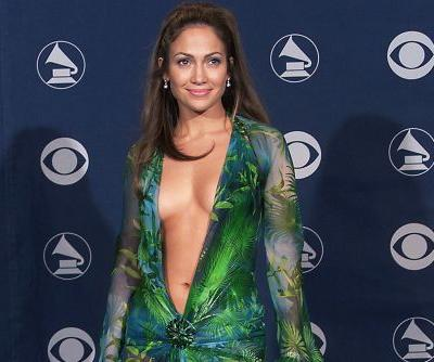 Jennifer Lopez wasn't the first to wear that iconic Versace dress