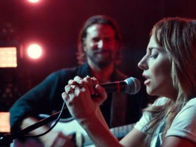 On the big screen this week   a star is born