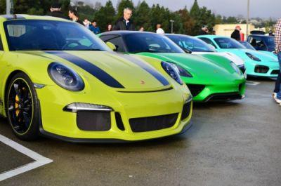 11tuning: A selection of lovely green cars
