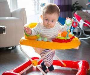New Study Calls for Ban on Baby Walkers in the US