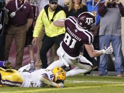 Multiple records re-written in LSU's 7-overtime loss to Texas A&M