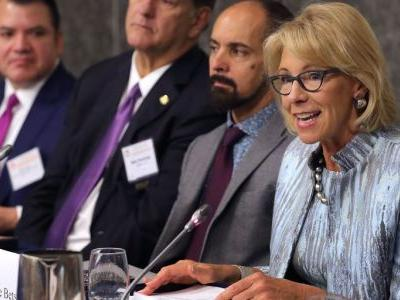 White House reportedly considering merging Education, Labor departments