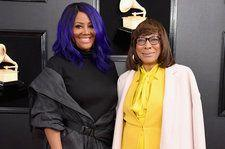 Lalah Hathaway Talks Working With Charlie Wilson, New Music & Aretha Franklin: Watch