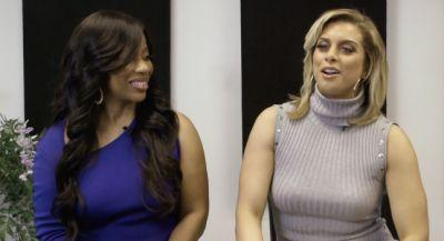 Exclusive: RHOP's Charisse and Robyn Talk Divorce & Drama With Frenemy Gizelle