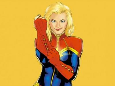 MCU News: First Photo of Brie Larson as Captain Marvel, a Drax Solo Film & More