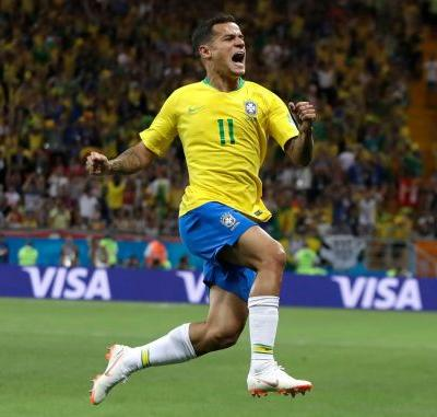 Brazil held to 1-1 draw by Switzerland at World Cup