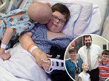 Cancer survivor, 11, shares photo of the moment after her bone marrow transplant