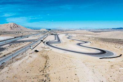 SpeedVegas CEO says race track will reopen next week