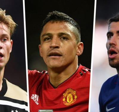 Alexis, Jorginho and now De Jong: Why Man City are missing out on their big transfer targets