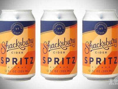 Spritz Up Your Spring With Shacksbury Spritz