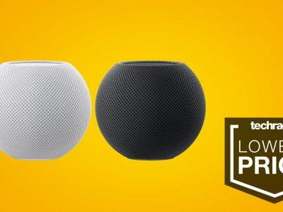Apple HomePod Mini drops to lowest price ever
