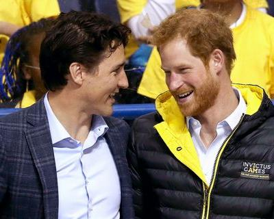 Dude, I Thought We Were Friends: Justin Trudeau Not Invited to Royal Wedding