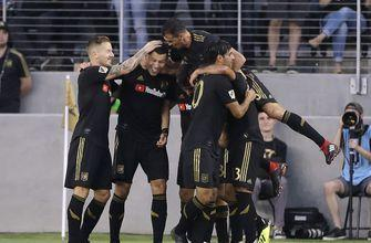 Ramirez scores twice in 1st start since trade, LAFC wins