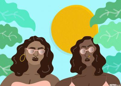 British Asians have a complex relationship with the sun and it's time we changed this