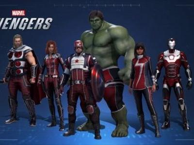 Users of Certain Mobile Networks to Receive Exclusive Marvel's Avengers Content